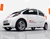 Mitsubishi Motors Imiev