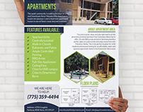 Real Estate Poster and Flyer