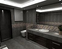 modern bathroom fpr G_design