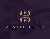 VENITI HOTEL Branding