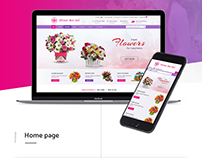 Flower Shop Online Store