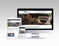 Webdesign FG van Grimbergen
