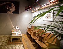 PODAME HAIRDRESSING SALON BARCELONA