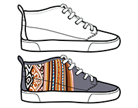 Patos Shoes Icons