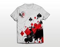 ALL IN   Póker Team Logo   Team brand