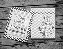 YANY & STÉPHANIE - INVITATION MARIAGE