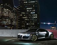 Audi R8 - Photography & Retouching