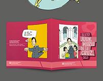 Comic Beato Juan María de la Cruz, scj