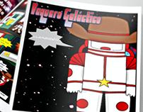 """Cómic """"Vaquero Galáctico"""""""