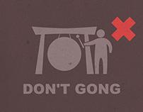 Dugong / Don't Gong
