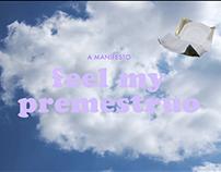 feel my premestruo - a manifesto