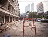 Bangkok demolition derby 2012