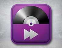 Absolute Radio Rock Off iOS app icon