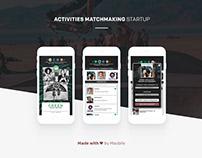 Activities startup app