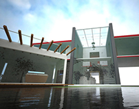 Proyecto Arquitectonico // Casa Jojutla