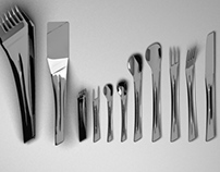 CUTLERY SET FOR PASTA