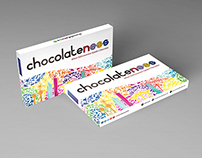 Chocolateness 2015 Packaging