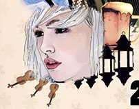 Kafana Hodač Posters 2013