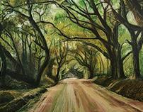 Botany Bay Road II