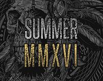 summer MMXVI