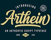 Arthein Script - FREE