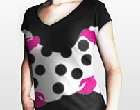 Cheesy Female T-Shirt