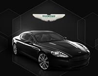 Aston M. Rapide 2012