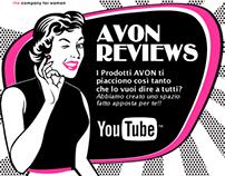 avon reviews // facebook app // case study