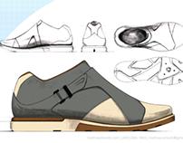 Flat Pack Shoe Design Pensole