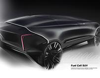 Cadillac SUV _ 2025