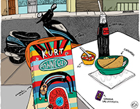 My Comic Book Life
