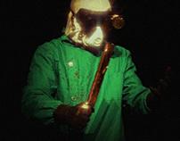 Atomic Rocket: The secret Archives / Dottor Morte