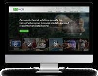 Website Design for a Tech Company