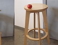 Taburet - bar stool
