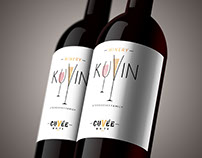 Wine Labels Cuvee