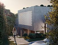 Villa Natale by Caprini&Pellerin