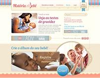 A História do Bebê