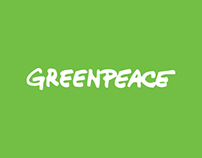 Greenpeace (Poster Design)
