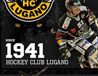 hc lugano // web site // case study