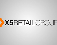 Motion Graphics: X5 Retail Group