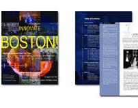 Innovate Boston- 84pg booklet on innovation in Boston