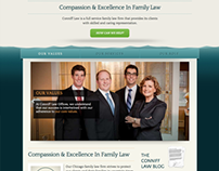 Raising the Bar for Law Firm Websites