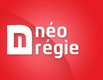 NEO REGIE Brand Identity