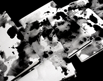Rorschach Sketchbooks and Prints