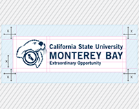 Cal State Monterey Bay Logo Update