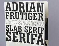 SERIFA//TYPE