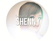 Portrait of Shenny