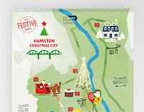 Hamilton Christmas City