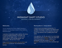 Midnight Shift Studio - Web