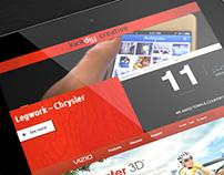 KickFlip iPad